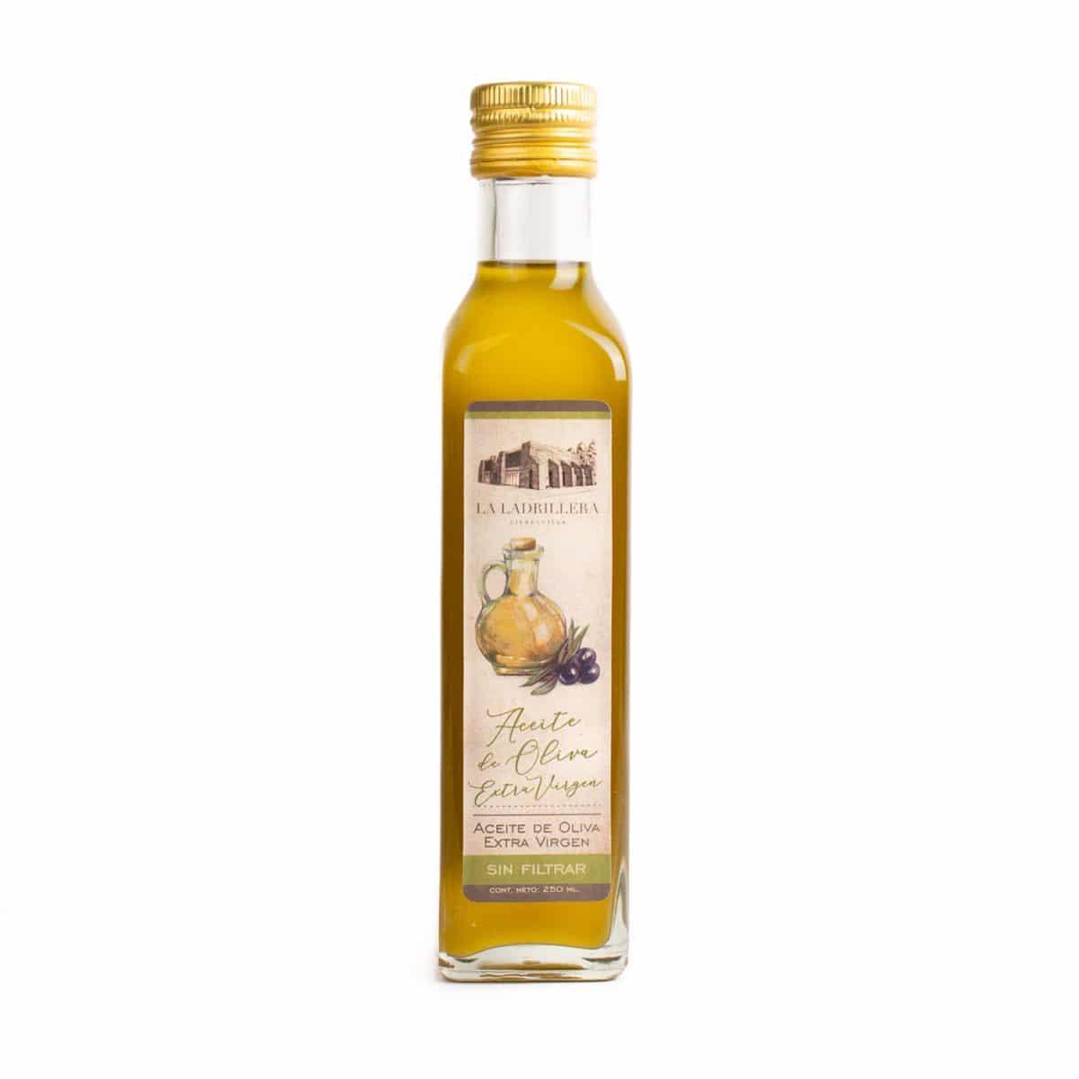 Aceite de Oliva Extra Virgen sin filtrar, 250 ml