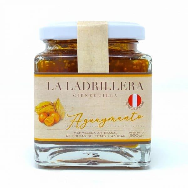 Mermelada de Aguaymanto 260 gr