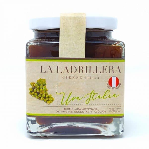 mermelada de Uva Italia