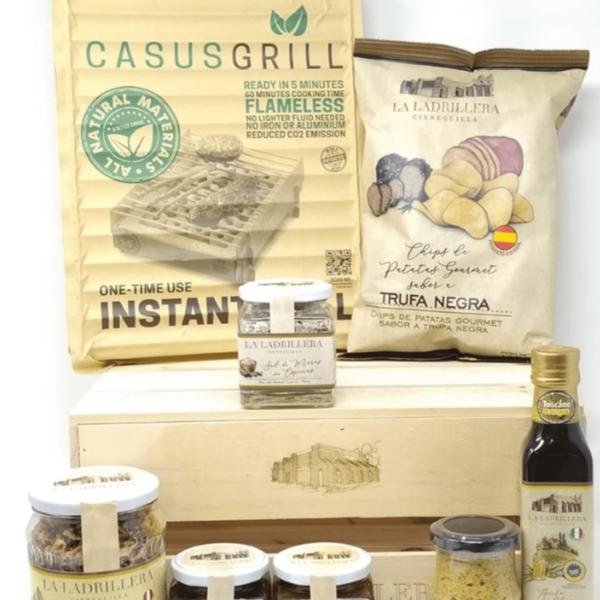 Pack CasusGrill