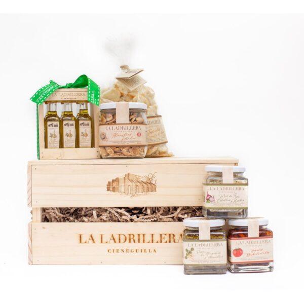 Pack Caprese - La Ladrillera